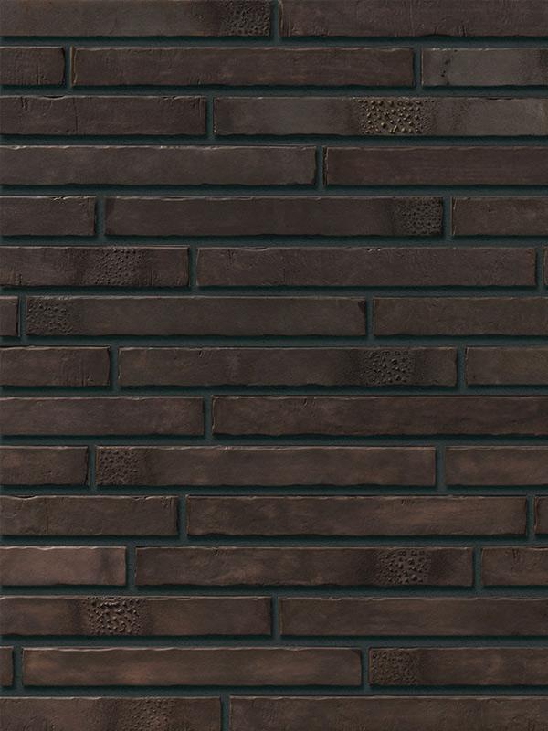 Декоративный ригельный кирпич Роттердам 708