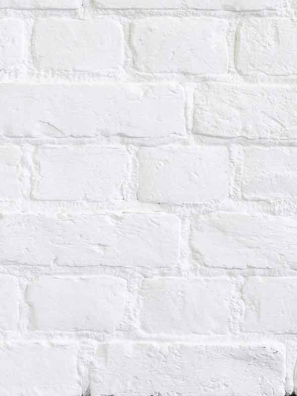 Гипсовый кирпич в стиле Loft White-G