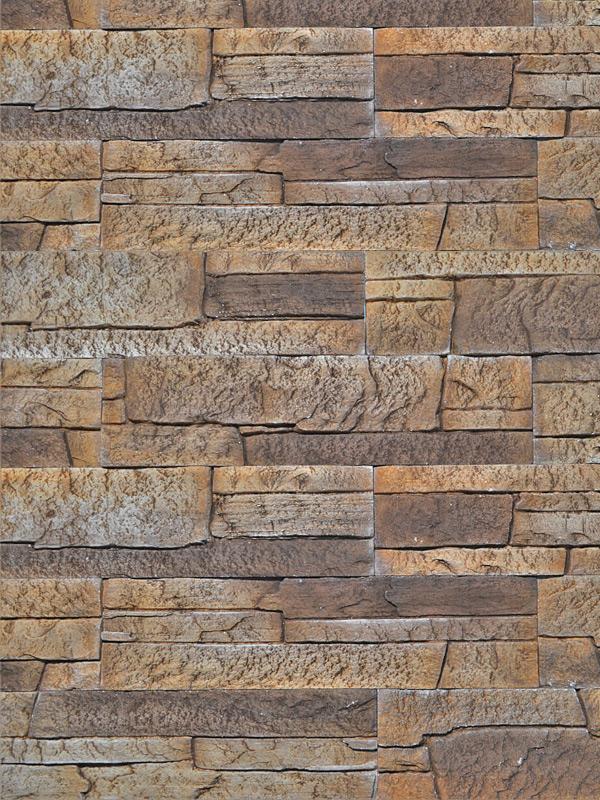 Гипсовая плитка Сланец классический Лофт 2